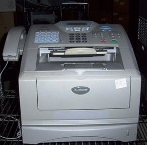 pitney bowes 1630 fax machine