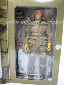 ELITE FORCE ULTIMATE WWII 101st AIRBORNE BUD NORRIS SOLDIER FIGURE MIB