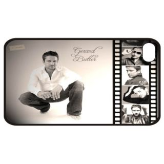 New Gerard Butler Apple iPhone 4 4S Hard Faceplate Case Cover
