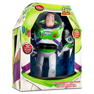 Disney Toy Story 3 Buzz Lightyear Talking Action Figure 12 Lights Up