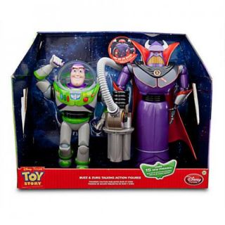 Story 3 Emperor Zurg Buzz Lightyear Talking Action Figure New