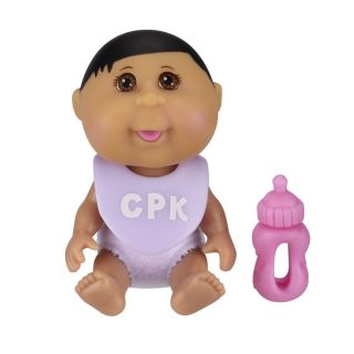 Cabbage Patch Kids Mini Doll Hispanic Girl Brunette