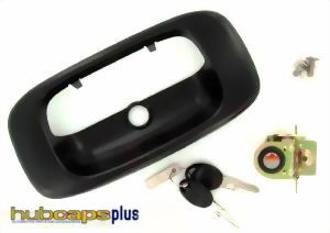 99 06 GMC Chevy Pickup Truck Tailgate Tail Gate Lock