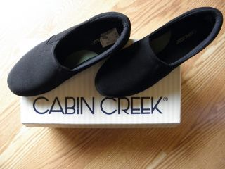 Cabin Creek Allison Black Loafers Size 8 1 2 M B