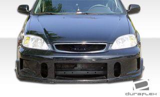 1998 Honda Civic Duraflex JDM Buddy Front Bumper 1 Piece 101767