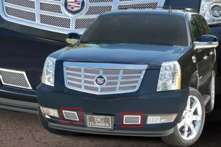 07 13 Cadillac Escalade Tow Hook Cover Truck SUV Grille by E G