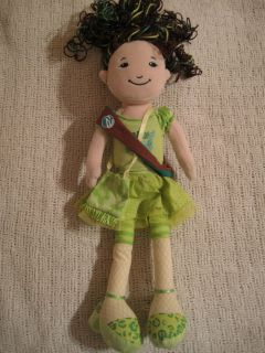 13 Groovy Girls Caring Caitlin Cloth Plush Doll Brown Hair Brunette