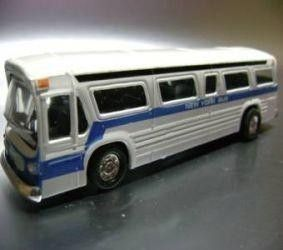 New York City Central Station Passenger Bus 6 Diecast
