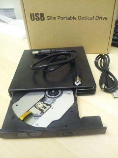 External USB Dell Mini 10 DVD R Burner CD R ROM Drive