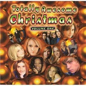 Cent CD Totally Awesome Christmas V 1 Shedaisy Hilary Duff SEALED