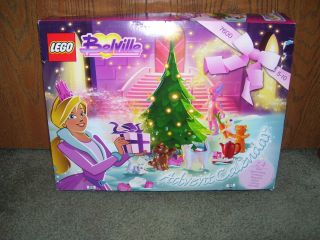 Lego Advent Calendar 2007 Belville 7600 New