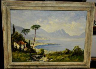 Listed German Artist Andreas Betz Wonderful Art