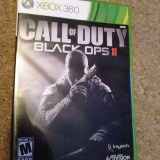 Call of Duty Black Ops 2 Xbox 360 2012