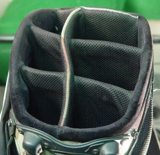 Cobra Camo Camouflage Green Brown Golf Stand Bag