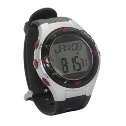 Heart Rate Monitor Stop Watch Calorie Counter Fitness Exercise