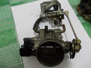 Nissan SR20DE (T) Throttle Body c/w Throttle Position Sensor Nismo JDM