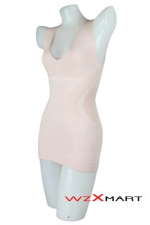 Sexy Body Shaper Sleeveless Tshirt Cami Camisole Tank Top Vest