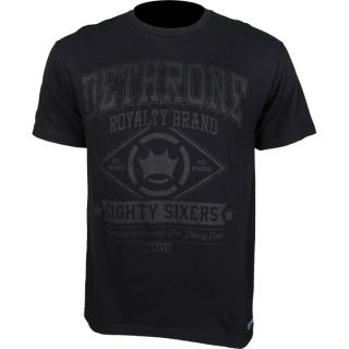 Dethrone Royalty Cain Velasquez UFC Eighty Sixers Blk Shirt Size M
