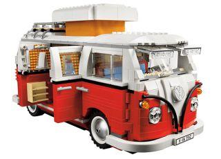 Lego 10220 Volkswagen 1962 T1 camper Van VW Bus Brand New Factory
