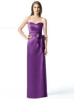 3842 cadbury purple evening wedding bridesmaids dress size8 22