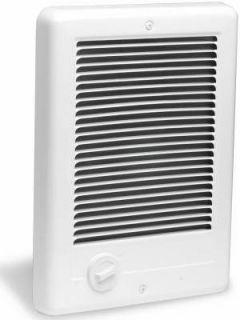 Cadet Compak 240 Volt 2000 Watt in Wall Fan Heater
