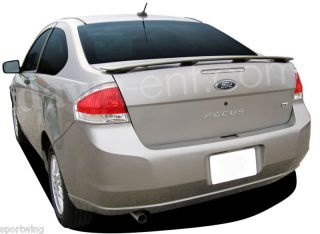 Ford Focus All Models Painted Factory Style Spoiler Wing Trim 2008