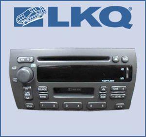 Cadillac Seville DeVille Cassette CD Player Radio LKQ