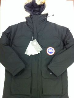 Canada GOOSE Expedition Parka Black Multiple Sizes Brand New