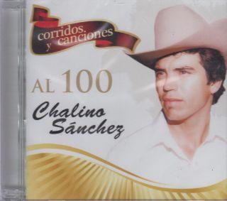 Sanchez CD New 2 Disc Set 30 Corridos Y Canciones Coleccion