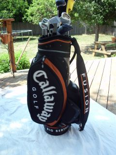 Nike Callaway Golf Clubs Complete Set