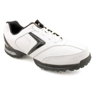 Callaway Golf Chev Comfort Mens Size 10 5 White Wide Leather Golf