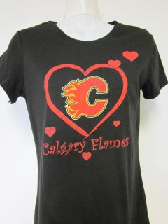 product calgary flames official womens t shirt x large