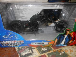 OCC American Chopper Camanche Toy Motorcycle USA Only