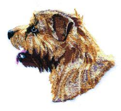 Norfolk Terrier Dog Tote Bag Breed Black Purple New