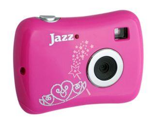 Jazz JDC 230 Kids Digital Camera Racer Pink Children Toy Camera