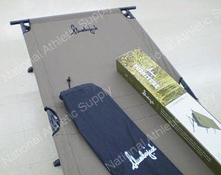 Slumberjack Big XL Cot Portable Camping Sleeping Cot
