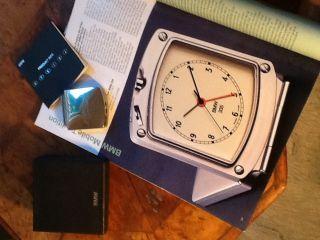 BMW Mobile Tradition Vintage 335 Travel Clock RARE Original Limited