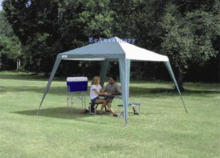 10x10 Camping Picnic Arbor Canopy Tent Shelter Gazebo