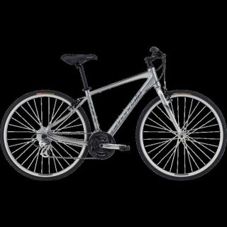Cannondale Quick 5 Bicycle Silver New Large