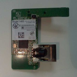 XBOX 360 Slim Wireless Network Adapter WiFi Card original microsoft