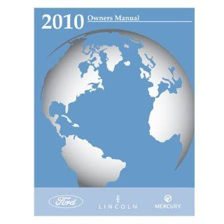 2010 Lincoln MKZ Canadian Owner Manual Ford Motor Company
