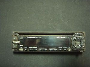 Pioneer DEH P2000 Car Stereo CD Player Faceplate