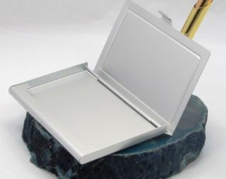 Personalized Business Card Holder Free Custom Engraving