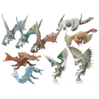 Capcom Monster Hunter Figure Builder Standard Model Vol 5 Plesioth