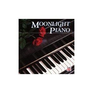 Moonlight Piano 2 CD set   40 Melodies Time Life Music