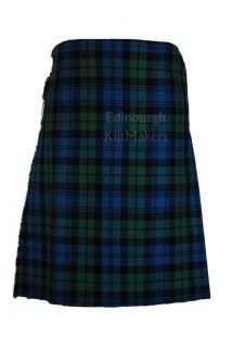 Campbell Clan Tartan 100 Wool Kilts Traditional Scottish 5 Yard Casual