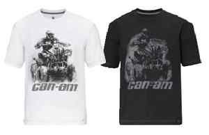 Can Am ATV Renegade T Shirt White SZ Extra Extra Large 2013