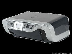 Canon Pixma MP450 All In One Inkjet Printer Bundle Great Item