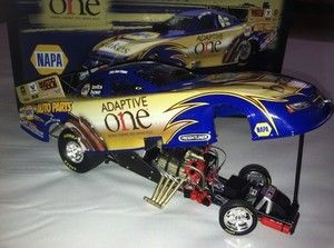 Ron Capps 1 24 NAPA Funny Car Action Racing