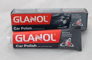 Glanol Wenol Carnauba Wax Car Polish Paint Protection